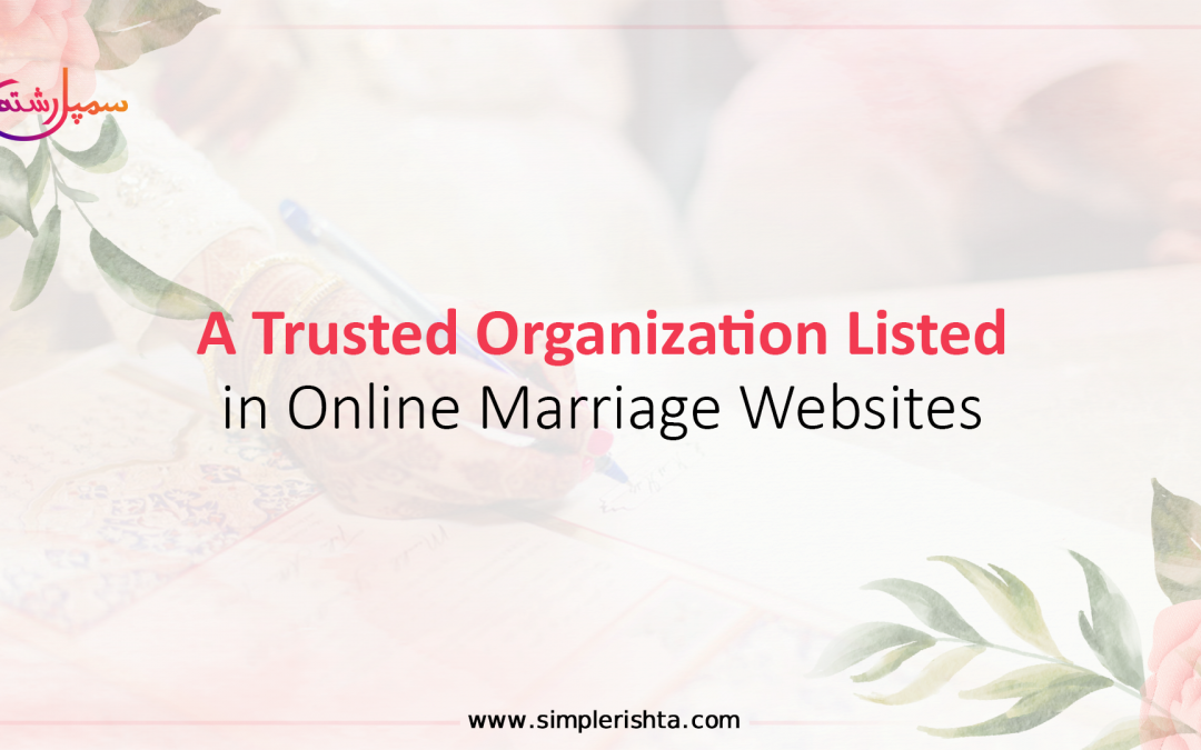 """""""Matrimonial websites and our culture"""""""